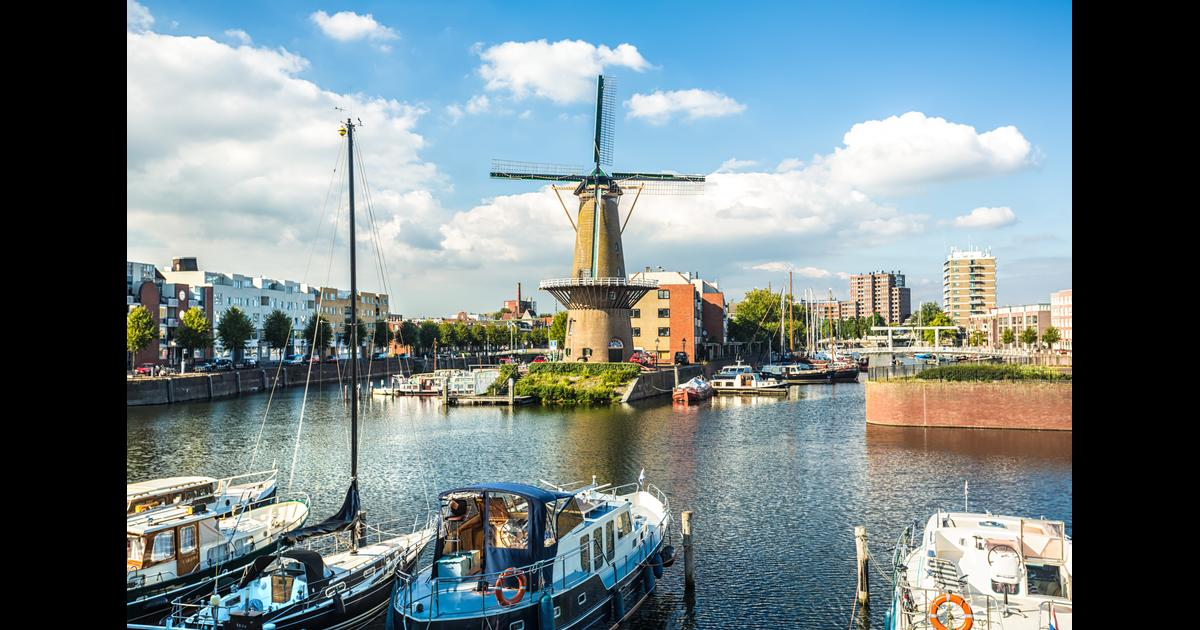 Cheap Flights To Rotterdam